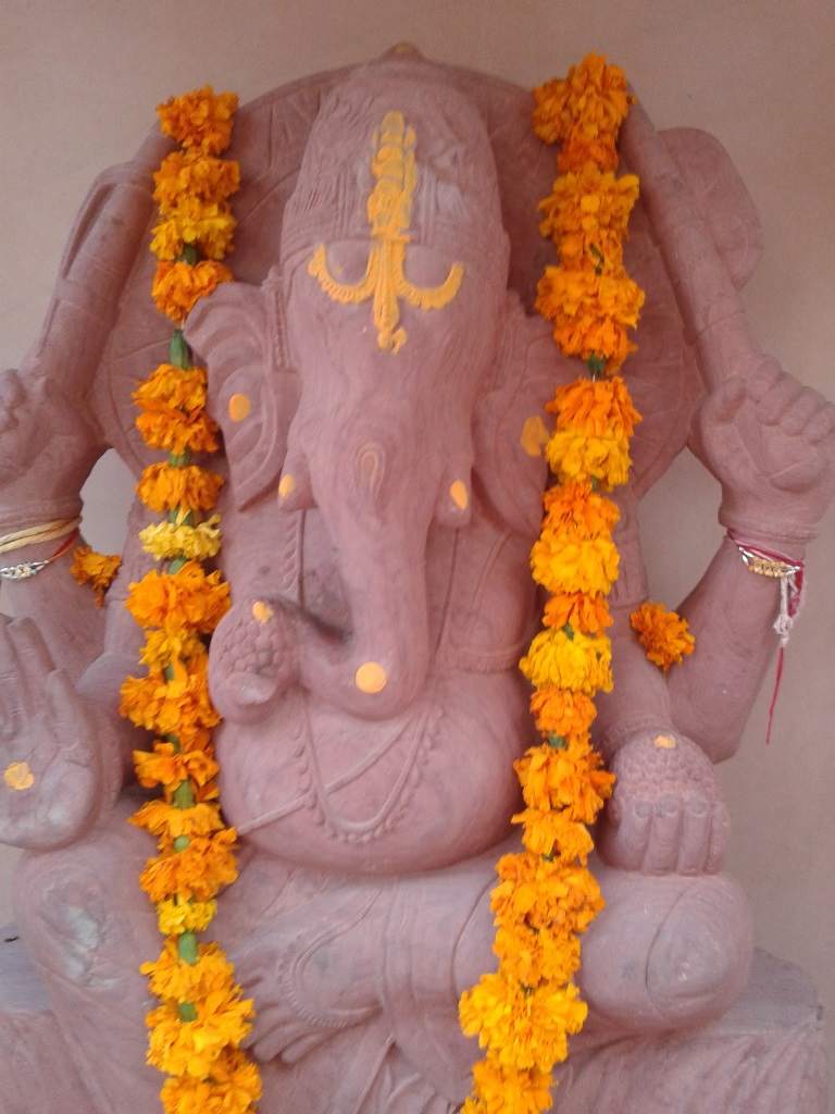 Sri Ganeshji in Jadan 1